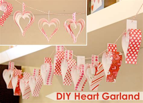 How To Make Garland Out Of Paper - garland
