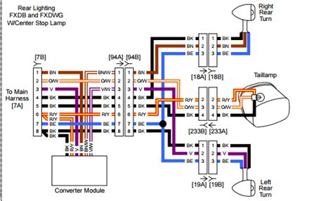 2011 bob brake signals wiring harley davidson forums