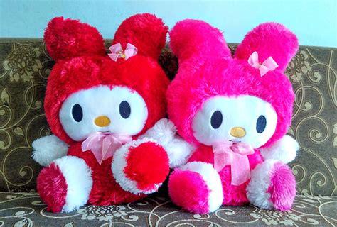 Boneka Hello Melody Cat S boneka melody lucu alfian toys toko boneka lucu jakarta