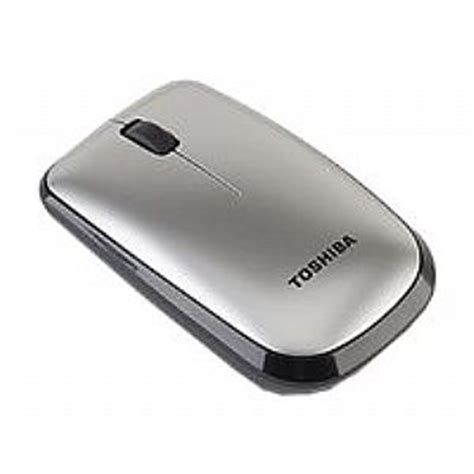 Mouse Toshiba toshiba w30 mouse optical 3 buttons wireless 2 4 ghz usb wireless receiver gold