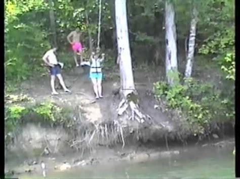 wandas swing wanda s big swing winn creek pt 2 youtube