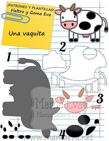 plantillas de animalitos de granja para hacerlos en plantillas de animales dom 233 sticos y granja patrones