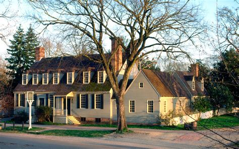 Colonial Williamsburg Style House Colonial Colonial Williamsburg S Haunted Houses Travel Leisure