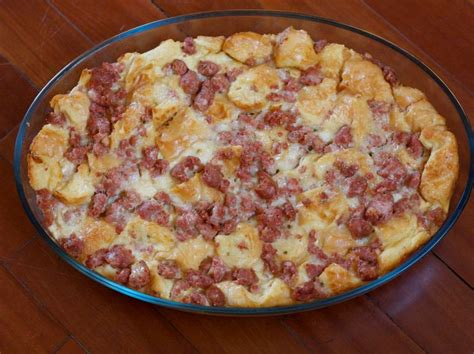 overnight breakfast casserole family reunion fun and