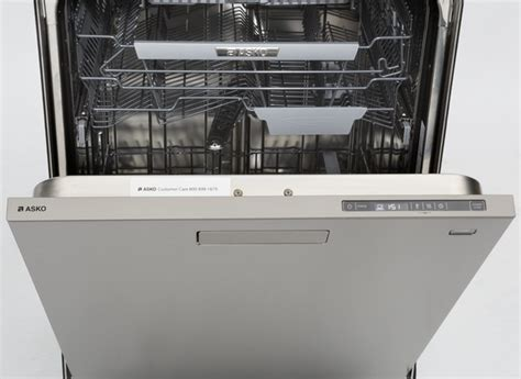 asko dishwasher asko series d5636xxlshi dishwasher consumer reports