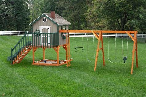 Painted Swing Sets In Parkesburg Pa De Md Nj Ny