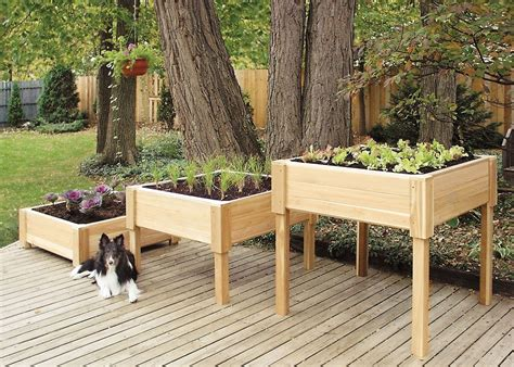 Raised Garden Table by You Need A Salad Table No Ordinary Homestead