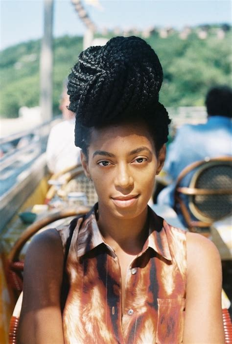 solange knowles braid hairstyles solange box braids black naps