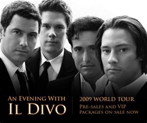 il divo italian songs il divo concerts and tour dates
