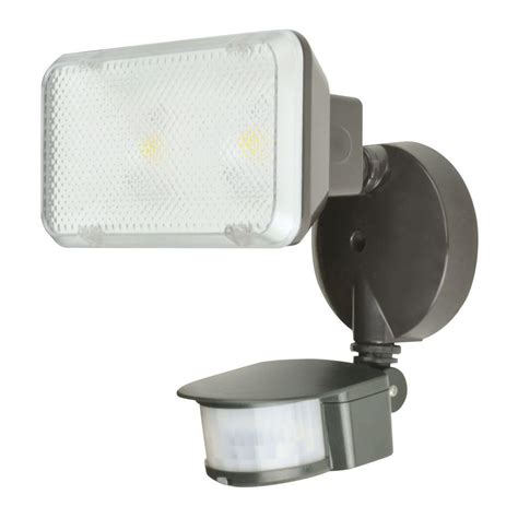 motion detector lights home depot lithonia lighting wall mount bronze motion sensor outdoor