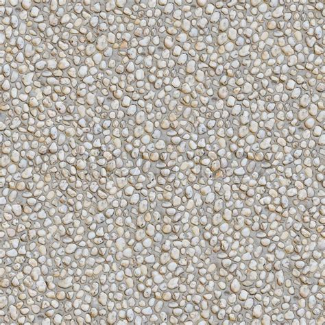 Seamless Texture of Pebble Stones   Stock Photo   Colourbox