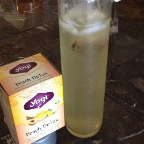 Yum Tea Detox by My Version Of The Ten Day Weight Loss Iced Detox