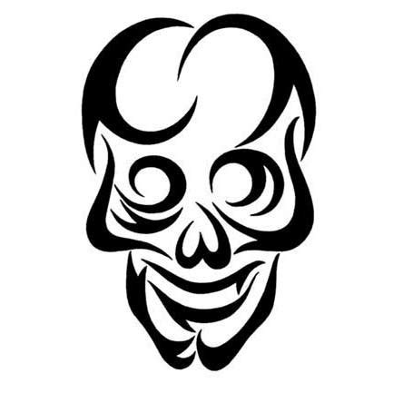 free skull tattoo designs to print index of wp content uploads 2012 12