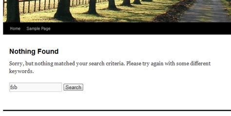 No Search Customizing The Quot No Results Found Quot Page With Helpful Wayfinding Tips I D Rather Be