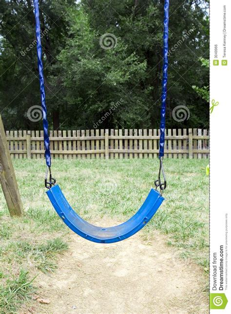 swing lifwstyle blue swing royalty free stock image image 3049966