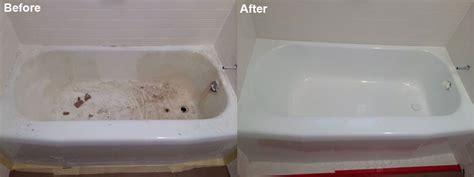 cast iron tub refinishing one day bathtub refinishing
