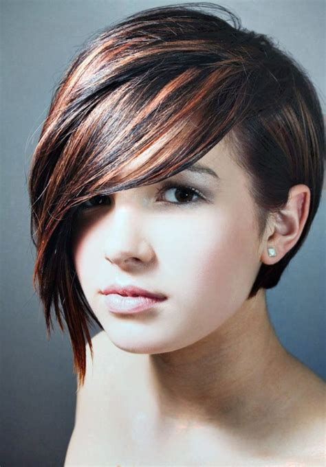 haircuts short hair bangs top 10 short hairstyles rocking bangs hairstyles for woman