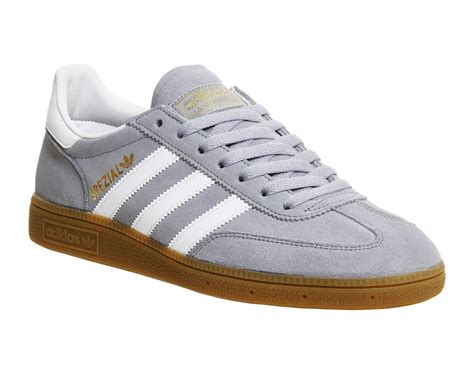 light grey adidas shoes adidas spezial light grey trainers shoes