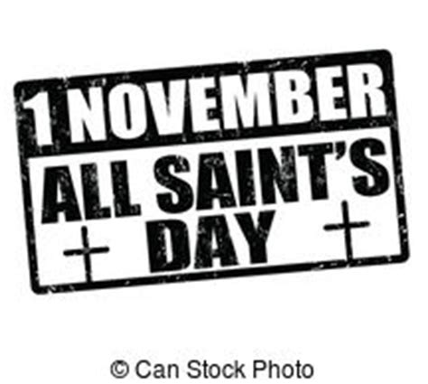 rubber st graphic all saints day illustrations and stock 901 all saints
