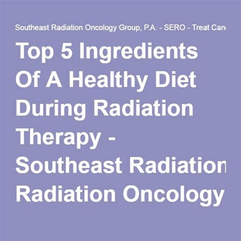 How To Detox From Radiation Therapy by Best 20 Radiation Therapy Ideas On Side