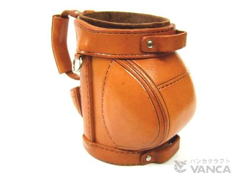 Handmade Leather Golf Bags - golf bag handmade leather eyeglasses holder stand