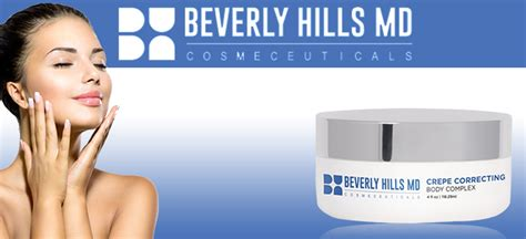 doe beverly hills crepe correcting cream work beverly hills md crepe correcting body complex