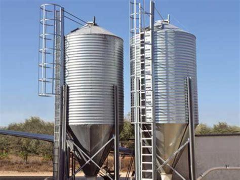 image silo silos granja silos met 225 licos para almacenamiento de pienso