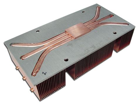 Heat Pipes by Heat Pipes