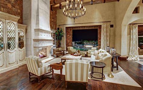 million dollar living room million dollar home in scottsdale arizona is 24 500 000