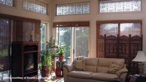 transom window covering vinyl lattice panels black lattice panels privacy