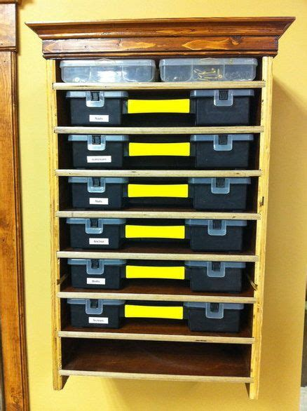 free storage cabinet woodworking plans