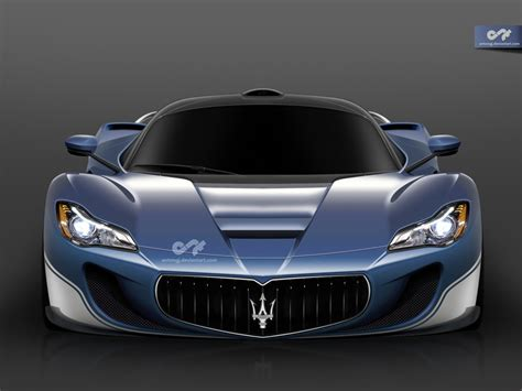 maserati supercar laferrari based maserati rendered autoevolution