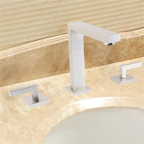 brushed brass sink faucet basin sink faucet brushed brass with lead free dk ydl