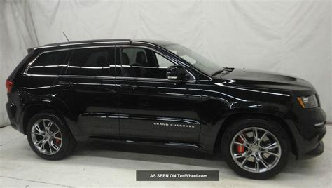 jeep cherokee black 2012 2012 jeep grand cherokee srt8 4x4