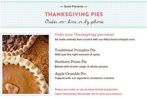 susiecakes signage now up thanksgiving pies available