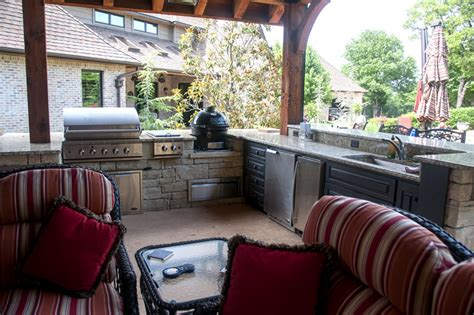 outdoor kitchen countertops 37 outdoor kitchen ideas designs picture gallery
