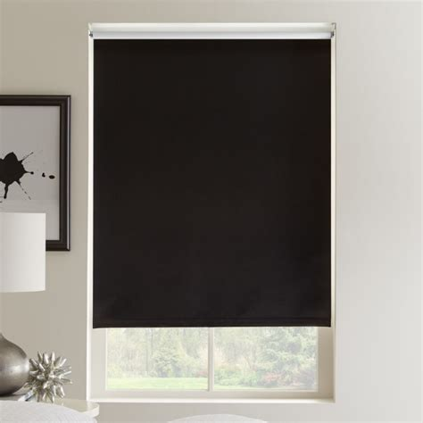 Blackout Roller Shades Value Vinyl Blackout Roller Shades
