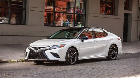 toyota new car 2018 toyota camry xse new car release date and review