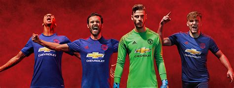official manchester united adidas 2016 17 away kit