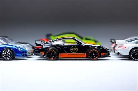 Hotwheels Porsche the lamley if you are not collecting the wheels