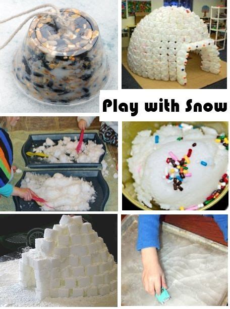 Snowy Crafts Kiddie Crafts 365 - 1000 images about bricolage d hiver on