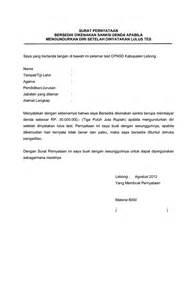 surat pernyataan kabar tobo kito