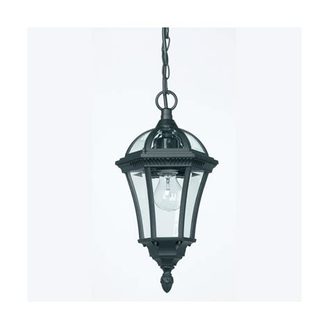 Black Lantern Ceiling Light Endon Lighting Single Light Outdoor Ceiling Lantern In Matt Black Finish Lighting Type From
