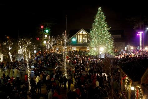 it s awe inspiring l l bean christmas tree holiday