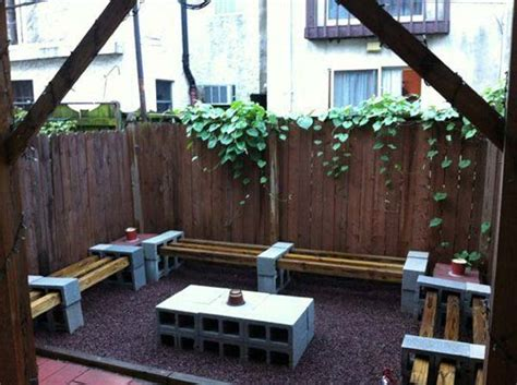 diy outside seating area 26 awesome outside seating ideas you can make with