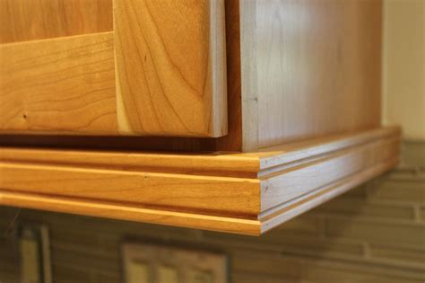 kitchen cabinet bottom molding kitchen remodel how to picking features live pretty