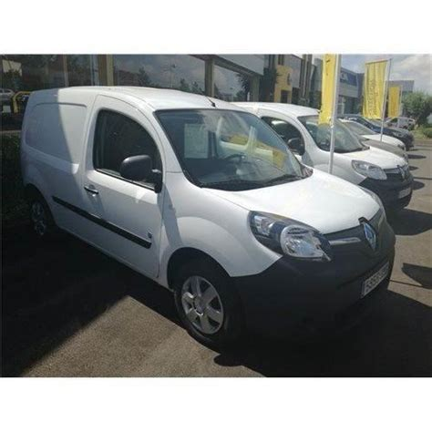 renault kangoo 2016 price used renault kangoo ii z e panel vans year 2016 price