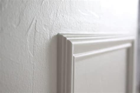 Premade Wainscoting Lowes How To Put Up A Chair Rail And Premade Moulding Panels