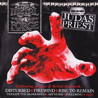 bleed from within grinder world rock a tribute to judas priest the metal forge vol 1