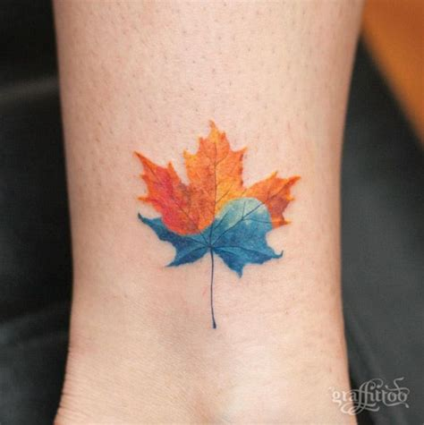 canadian maple leaf tattoo designs 60 incredibly tiny designs tattoos on